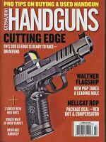 Guns & Ammo  Handguns    June / July 2021  Cutting edge