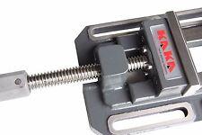 KAKAIND  TSL-100, Drill Press Vise, Low Profile Metal Milling Drill Press Vice