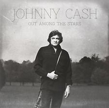 JOHNNY CASH - OUT AMONG THE STARS  VINYL LP 13 TRACKS CLASSIC ROCK & POP NEU
