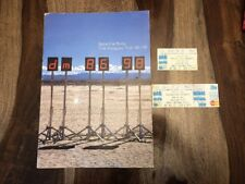 Depeche Mode Singles 86 - 98 Tour Concert Program Book program And Tickets