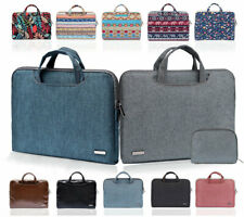 """11""""13""""13.3""""15""""15.6"""" Laptop Handle Bag Pouch Notebook Carry Case For Macbook Sony"""