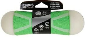 ChuckIt! Tumble Bumper Max Glow Floating Fetch Toy (MED)