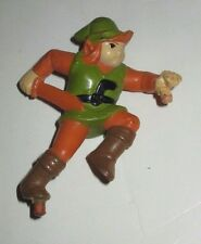 "NINTENDO LINK LEGEND OF ZELDA PVC FIGURE 3"" CAKE TOPPER VIDEO GAME CHARACTER"