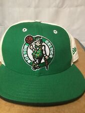 reputable site 80004 44c6c New Era Boston Celtics Basketball NBA Green Cap Hat Size 7 1 4 Fitted  59fifty