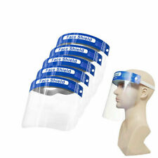 1 X Full Face Covering FASE Shield Clear Visor Protection Tooling