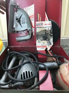 Vintage Sher Dual speed Powermatic Drill