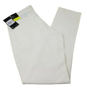 Nike White Men's Flex Slim Fit Golf Pant Size 30x32