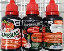 O Meslas! VEGETABLES Plant Food, Biohumus organic fertilizer BIO-vermicompost