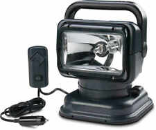 Golight RadioRay Remote Controlled Spotlight Wired Black