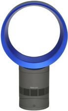 Dyson AM06 10 inch Blue Bladeless Oscillating Personal Fan with Remote Control