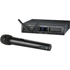 Audio-Technica ATW-1302 System 10 PRO Rack-Mount Digital Handheld Mic System NEW