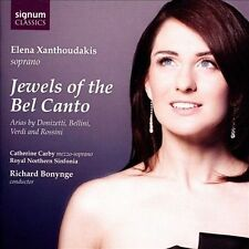 Jewels of Bel Canto, New Music