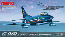 1:72 SCALE MODEL KIT MNGDS-004S - Meng Model - Fiat G.91R Nato Air Forces