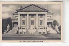 First Baptist Church Jonesboro  AR Ark