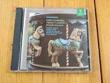 SCHUMANN Cello Concerto Collard, Lodeon Gyorgy Sebok Louis Fremaux GUSCHLBAUER