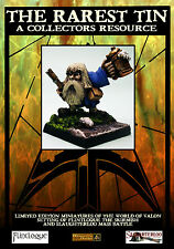 Flintloque-The Rarest Tin-28mm Limited Editions Resource Book A5-Napoleonique