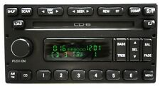 FORD Excursion Expedition Radio 6 Disc Changer Rear Entertainment System RES DVD