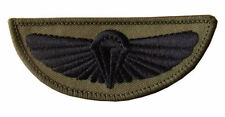 22 SAS Special Air Service Parachute Wings Military Badge Patch Halo Army