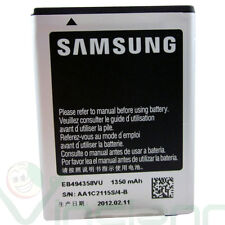 Batteria ORIGINALE Samsung 1350mAh specifica per Galaxy Fit S5670 EB494358VU