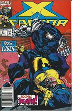 X-FACTOR COMIC BOOK #81
