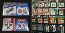 New Lot of 144 Children's Temporary Tattoos