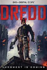 Dredd (DVD, 2013, Canadian)