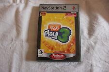 PLAYSTATION 2 EYE TOY PLAY 3