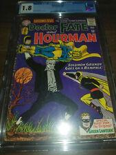 Showcase #55 1.8 CGC D.C Comics 1965 1st appearance of Solomon Grundy
