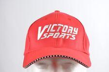 HSQ Harvard Square Mens  Victory Sports Hat Cap 100% Cotton Adjustable