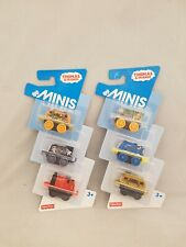 Thomas and Friends MINIS  Bundle of 3 Packs - 6 Minis Trains New Sealed