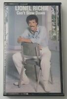 Lionel Richie Cassette Can't Slow Down 1983 Motown Records Tape