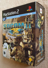 SOCOM 2 / pack avec micro et casque . neuf scellé . full fr