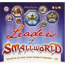 Les dirigeants de small world-neuf!