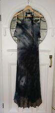 Gypsy 05 Tie-Dye Silk Maxi Dress