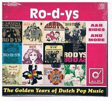 Ro-d-ys-The Golden Years Of Dutch Pop Music,43 Titel A&B-Sides.../D'CD Neuware