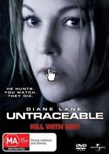 BRAND NEW SEALED UNTRACEABLE DVD RATED MA 15+