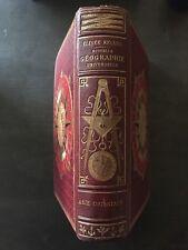 RECLUS Elisée / Magnier,  Nouvelle Géographie Universelle L'Asie orientale 1882