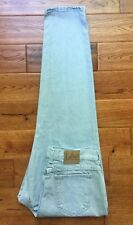 FABULOUS! VTG USA Womens Lee High Waist Tapered Leg Mom Jeans 18M W34 L32 RARE!