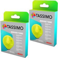 Reinigungsdisc pour Tassimo T-Disc périphériques 576836 6116 32 617771 621101