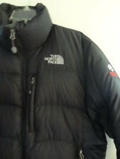 The North Face Summit Series 800 Fill Down Puffer Jacket BLACK Men's Large