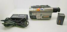 Sony Handycam CCD-TRV66 Hi-8 Analog Camcorder