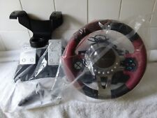 HAMA - Thunder V5 Game Console Steering Racing Wheel for Playstation PS3 (Ex-dis