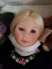 "Pauline Bjonness-Jacobsen 17 1/2"" Doll "" Kaelee"" 385 Of 950 Nib"