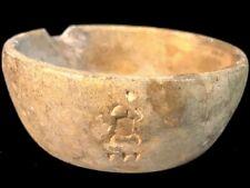 Egyptian Hieroglyphic Storage Bowl, 2686 -2181 Bc (4)