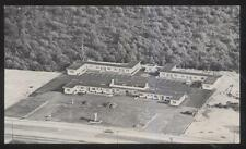 Postcard NORTH DARTMOUTH MA  Capri Tourist Motel Motor Court Aerial view 1930's