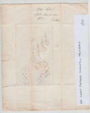 GTbox 1840 London Congleton Newspaper Historic Item