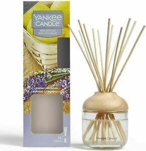 Yankee Candle Reed Diffuser Lemon Lavender..  BARGAIN