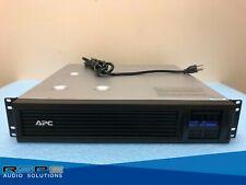 Apc Smart-Ups 1500Va Lcd Rm 2U 120V Taa (Smt1500Rmus)