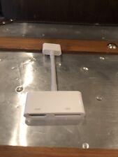Authentic Apple 30-pin Digital AV Adapter A1422