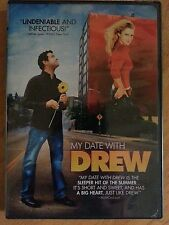 My Date With Drew (DVD, 2009, Canadian) Barrymore Movie Film flick Sony pictures